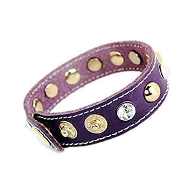 AUTHENTIC HANDMADE Leather Bracelet, Men Women Wristbands Braided Bangle Craft Multi [SKU001993]