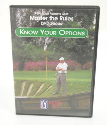 PGA Tour Partners Club Master the Rules Video Series - Know Your Options