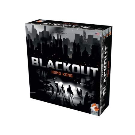 Top 10 recommendation blackout hong kong game 2020