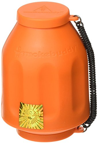 Smoke Bullseye (Orange Smoke Buddy - Personal Air Purifiery and Odor Diffuser)