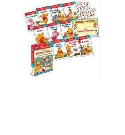[Winnie the Pooh: Reading Adventures Winnie the Pooh Level Pre-1 Boxed Set] [by: Disney Press]
