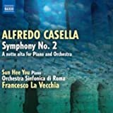Casella: Symphony No. 2 - A notte alta for Piano and Orchestra