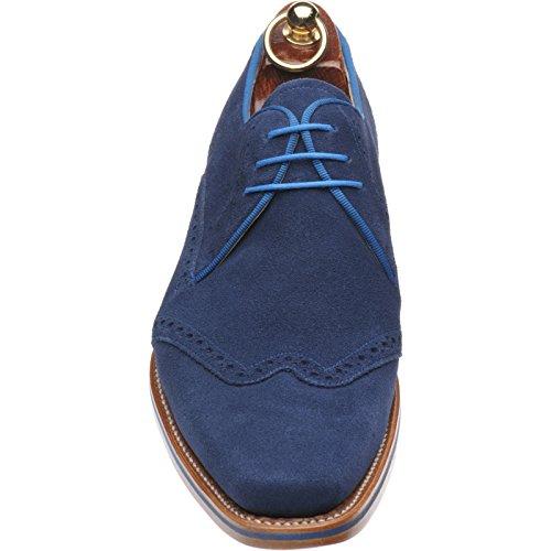 Hareng Morse en bleu marine en Daim