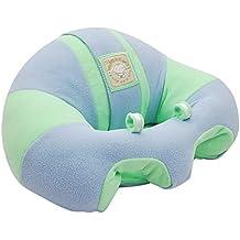 Hugaboo Infant Sitting Chair, Snuggle Buns/Blue/Green, 3-11 Months