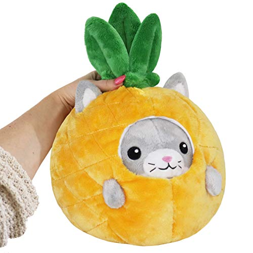 (Squishable / Undercover Kitty in Pineapple - 7