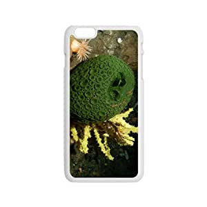 Sea Anemone Hight Quality Plastic Case for Iphone 6