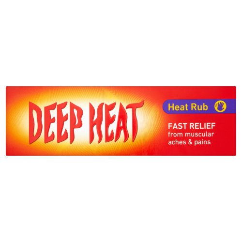 Deep Heat Heat Rub 100g (Deep Heat Cream)