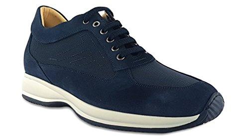 Soldini Sneakers MOD.Hogan KlimaComfrot- Shock Absorber 204103G46 Blu