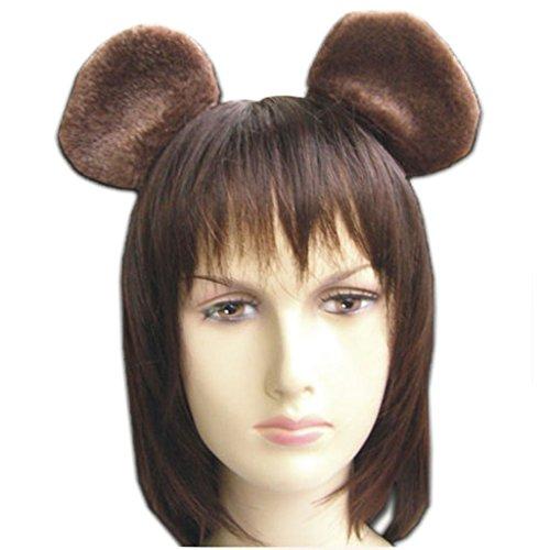 De-Cos Ouran High School Host Club Cosplay Accessory Bear Ear and Tail (Ouran Highschool Host Club Halloween Manga)