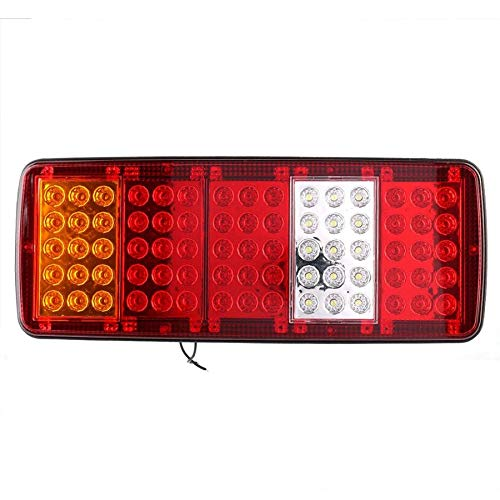 lot de 2 Hehemm Feux arri/ère//stop 75/LED pour camion