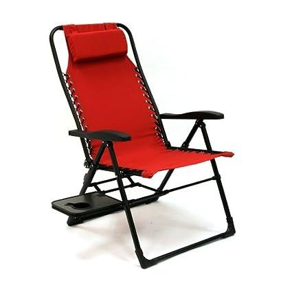 Stupendous Mac Sports Companion Sunbrella Anti Gravity Chair With Side Table Bralicious Painted Fabric Chair Ideas Braliciousco