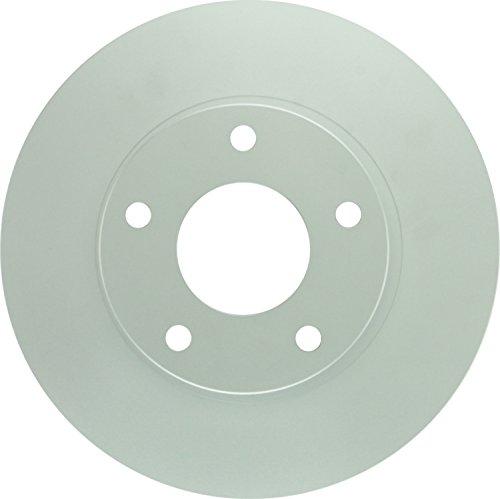 Bosch 25010690 QuietCast Premium Disc Brake Rotor For 2004 Pontiac GTO; Front ()