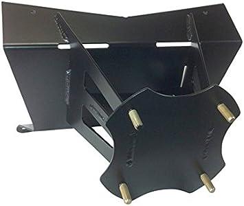 Black PRP Seats Polaris RZR 800 Spare Tire Mount