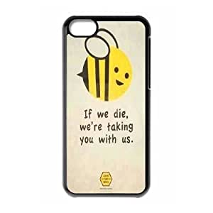 fashion case Custom High Quality WUCHAOGUI cell phone case cover Honey Bee Art Design protective Rqn8khD550k case cover For iphone 6 plus - case cover-19