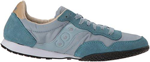 Bullet Saucony Tan Light Blue Women's Sneaker 5Hrx4RqwH