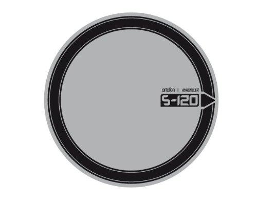 Ortofon: Serato S-120 Slipmats (Pair)