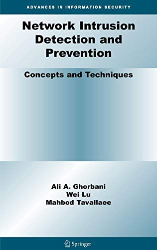 Network Intrusion Detection and Prevention: Concepts and Techniques (Advances in Information Security) (Best Host Intrusion Prevention System)