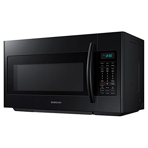 Samsung 1.8 Ft. Microwave, Black