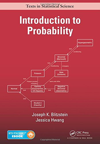 Introduction to Probability (Chapman & Hall/CRC Texts in Statistical Science)