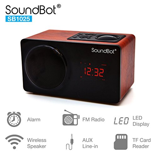 SoundBot SB1025 Alarm Clock