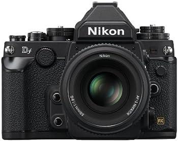 Nikon Df FX-format DSLR Camera