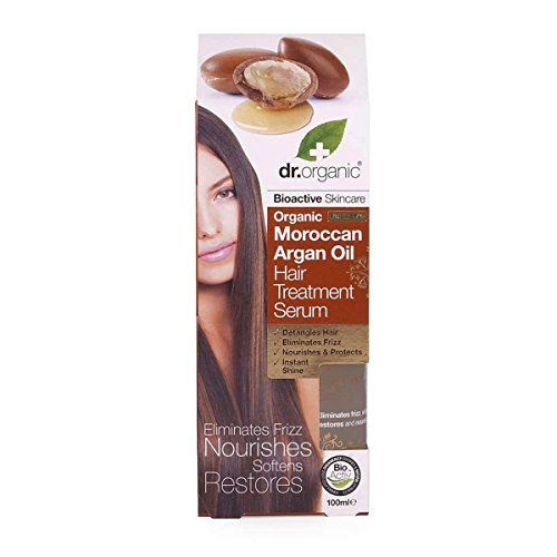 Price comparison product image Organic Doctor Moroccan Argan Oil Hair Treatment Serum, 100 mL