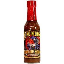 Sting N' Linger Carolina Reaper Hot Sauce