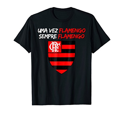 Flamengo Soccer Fan T-Shirt - Soccer T-shirt Quote