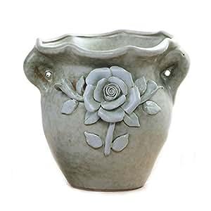 Bystar Micro paisaje plantas suculentas cerámica creativa flor macetas, plantas Mini maceta