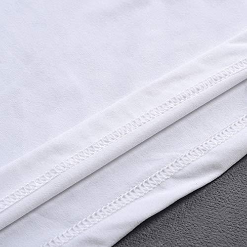 Muranba Men Printing Short Sleeve T Shirt Top by Muranba Mens T Shirts (Image #3)