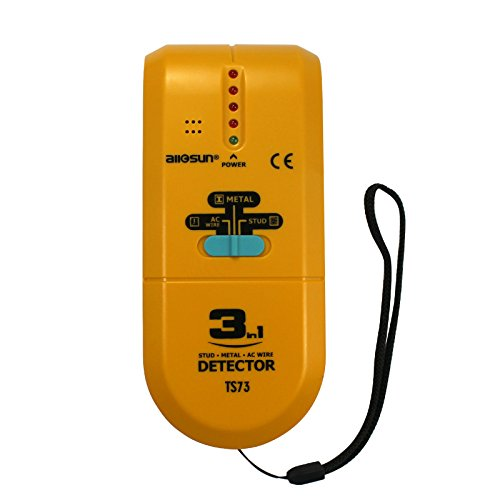 all-sun TS73 3 in 1 LED Wood Stud Finder by all-sun
