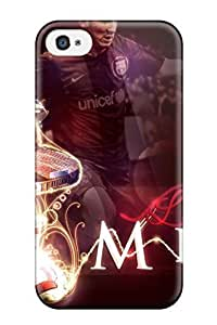 Forever Collectibles Lionel Messi Tricks Hard Snap-on Iphone 4/4s Case
