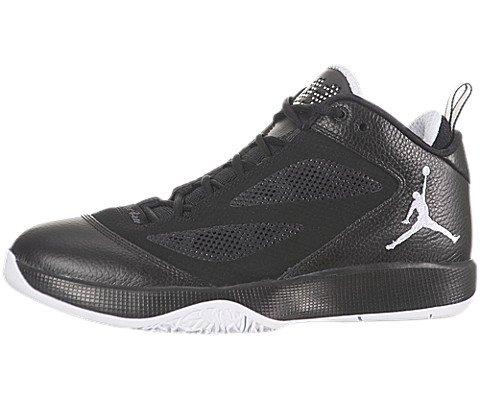 Nike Air Jordan 2011 Q Flight Mens Basketball Shoes Black White  454486-006-10 - Buy Online in UAE.  ab375245d