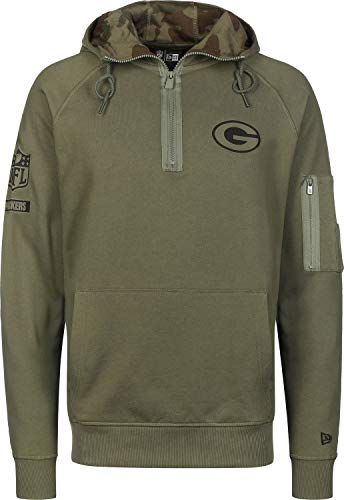 090f7a3eede7 Green Bay Packers Salute To Service Hoodie