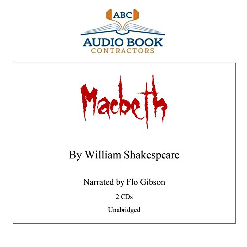 Macbeth (Classic Books on CD Collection) [UNABRIDGED]