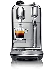 Nespresso Creatista Plus Coffee Machine, Stainless Steel