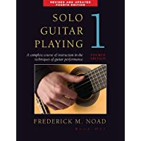 Solo Guitar Playing Volume 1 - Fourth Edition: Noten, Lehrmaterial für Gitarre