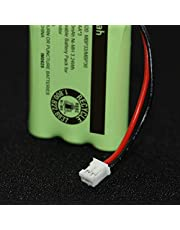 iMah 3.6V 900mAh Ni-MH Battery Pack, (Connector only fits Motorola Baby Monitor MBP33 MBP33S MBP36 MBP36S Older 900mAh Version) MBP843CONNECT MBP853CONNECT Summer Infant 29030-10 29600-10 28650 29000
