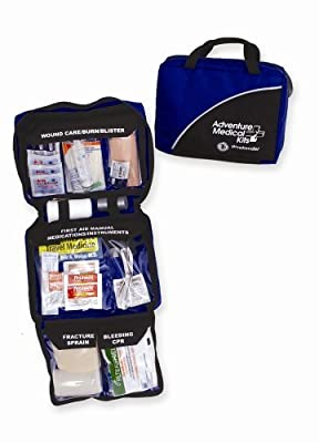 Tactical First Aid Kit: Mountain Series Weekender Medical Kit - Adventure Medical Kits - First Aid/BOB from Mountain Series Weekender Medical Kit - Adventure Medical Kits - First Aid/BOB