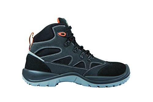 Exena Giava-Chaussures de sécurité, Giava Noir