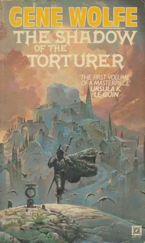 Book cover for The Shadow of the Torturer