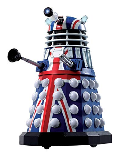 Doctor Who 50th Anniversary British Icon Dalek Sound and Lights
