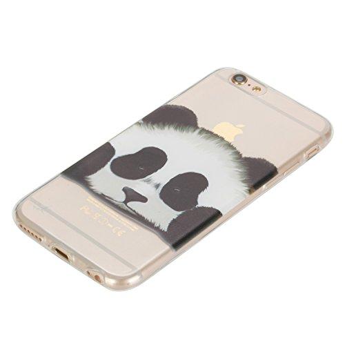 iPhone 6S Plus / iPhone 6 Plus Hülle Silikon, Lomogo Schutzhülle Durchsichtig mit Muster Stoßfest Kratzfest Handyhülle Case für Apple iPhone 6SPlus / iPhone 6Plus (5,5 Zoll) - LOHEX21756 #11 #11