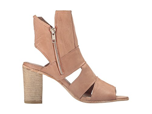 Free People Sandalo Con Tacco Largo E Blush