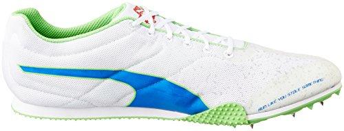 Green Co TFX White fluro v3 01 Blue Weiß Star strong Laufschuhe Herren Puma vPqSS