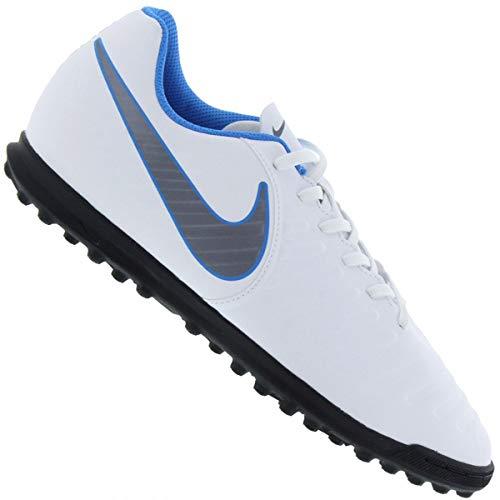 001 Indigo Nike Adulto Botas 107 X 7 Legend Club de Mehrfarbig Unisex TF Fútbol Tiempo Ah7248 qrw6CqZT7