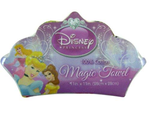 Disney Princess Magic Towel - Princess Hand Towel (Just Add Water!)