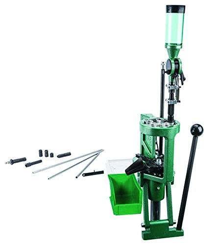 RCBS Pro Chucker 7 Progressive Reloading Press, Green