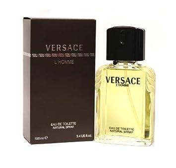 11030813c22 Image Unavailable. Image not available for. Color  Versace L Homme Eau de  Toilette ...
