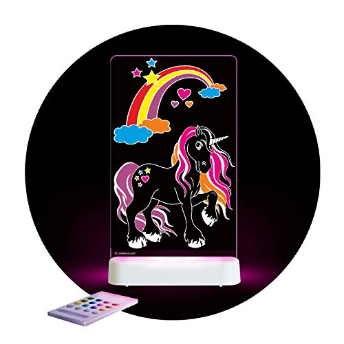 Amazon.com: Aloka 3066 Color and Shine Magic Unicorn LED ...